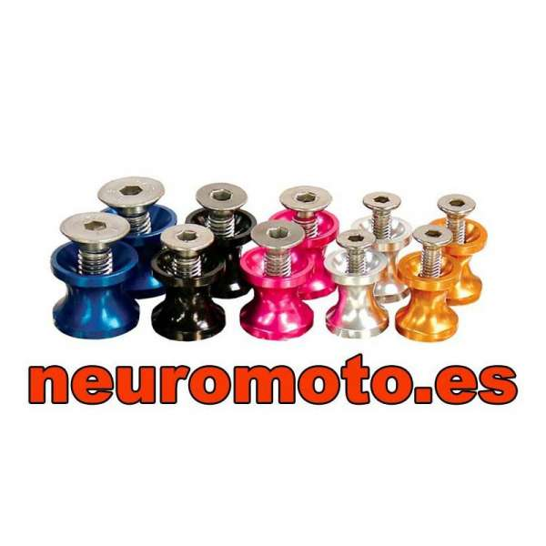 DIABOLOS MOTO (NEGRO) MICRA 8mm