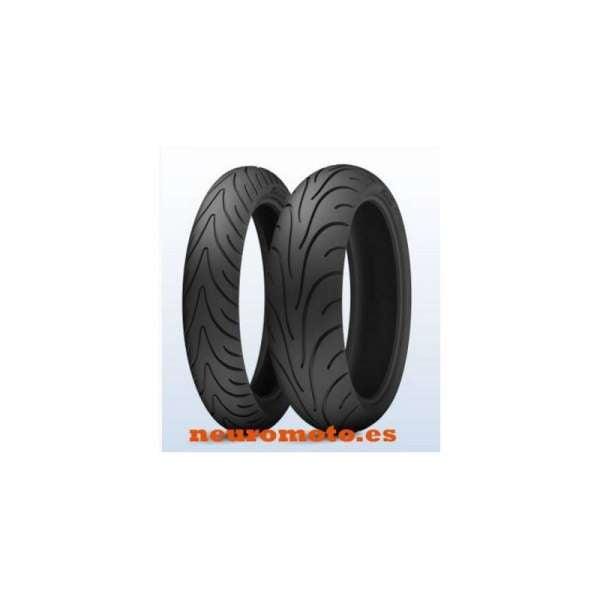 JUEGO Michelin Pilot Road 2 120/70ZR17 58W + 160/60ZR17 69W