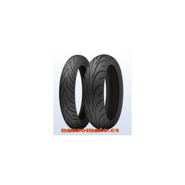 JUEGO Michelin Pilot Road 2 120/70ZR17 58W + 190/50ZR17 73W