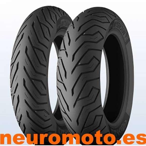Michelin City Grip 120/70 - 14 M/C 55S TL Front