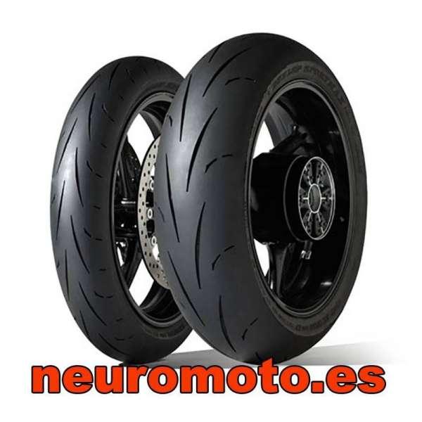 DUNLOP D211 GP RACER 120/70/17 (58W) compuesto M