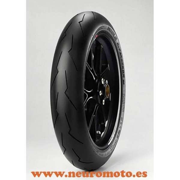 Pirelli Diablo Supercorsa SC2 V2 120/70 ZR 17 M/C 58W TL