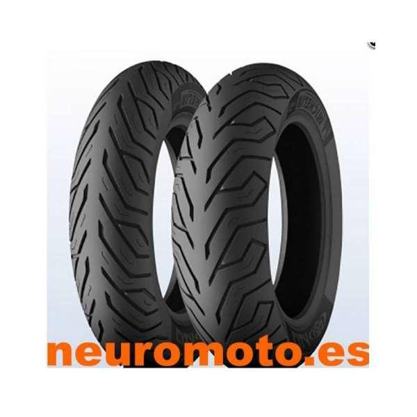 Michelin City Grip 140/60 - 13 M/C 63P Rear TL