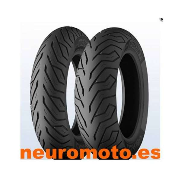 Michelin City Grip 130/70 - 12 M/C 56P Rear TL