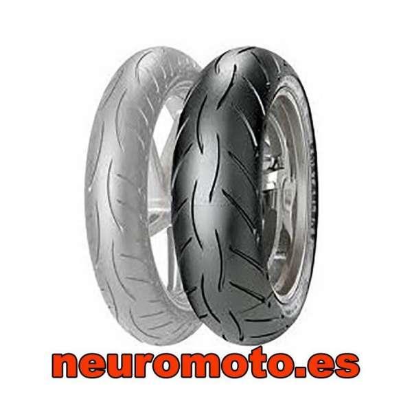 Metzeler Sportec M5 Interact 170/60 ZR17 TL (72W)