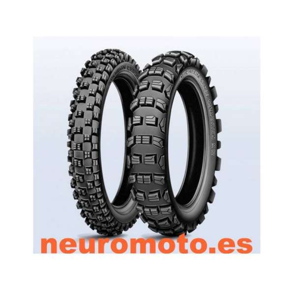 Michelin Cross Competicion m12 XC 130/70 - 19 64M Rear TT