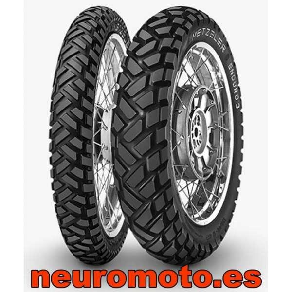 Metzeler Enduro 3 Sahara 120/90-17 TT 64S M/C