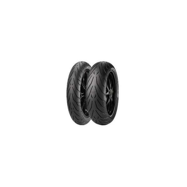 JUEGO Pirelli Angel GT 120/70ZR18 TL (59W) + 170/60ZR17 (72W)