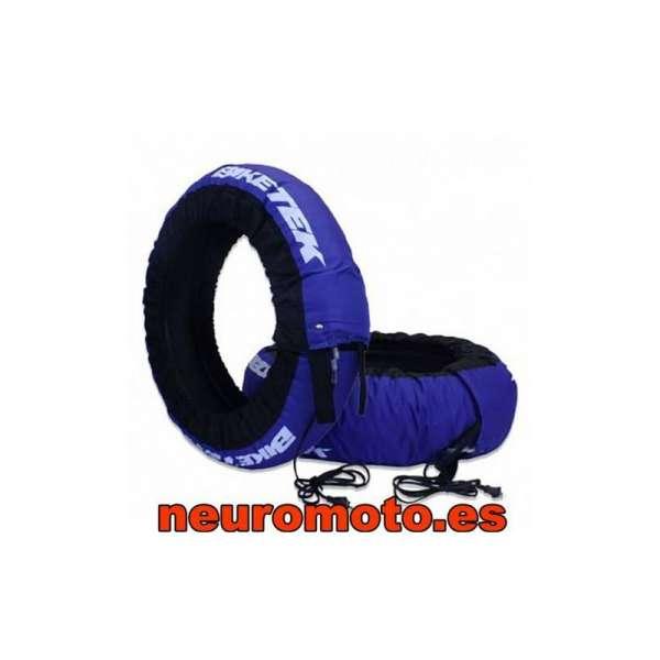 Calentadores neumaticos moto Biketek 120-180-190
