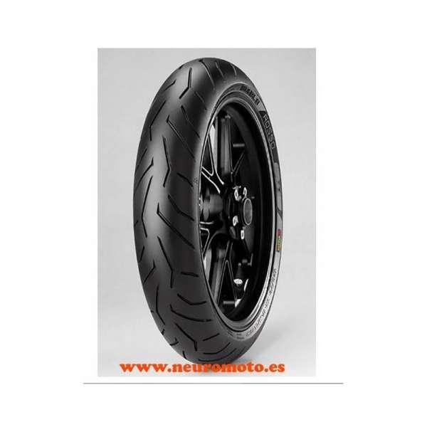 Pirelli Diablo Rosso II 120/70R17 (58H) TL M/C