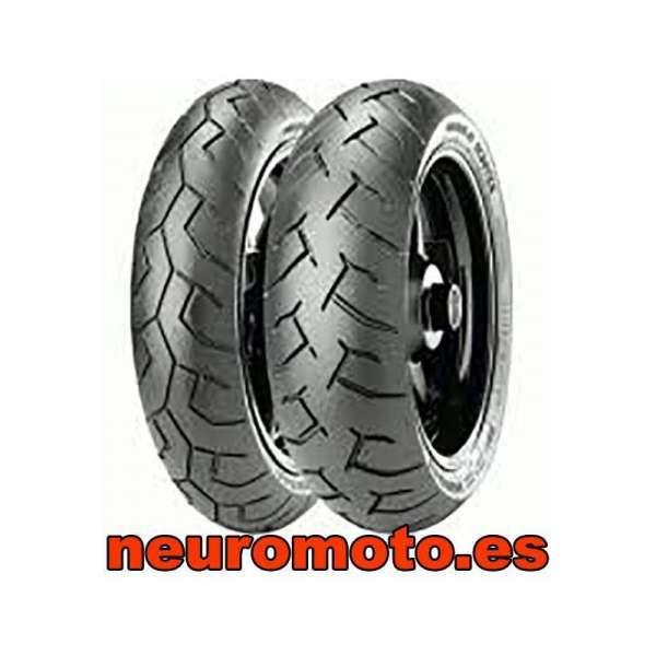 Pirelli Diablo 120/70ZR17 58W M/C TL + 160/60ZR17 69W M/C TL