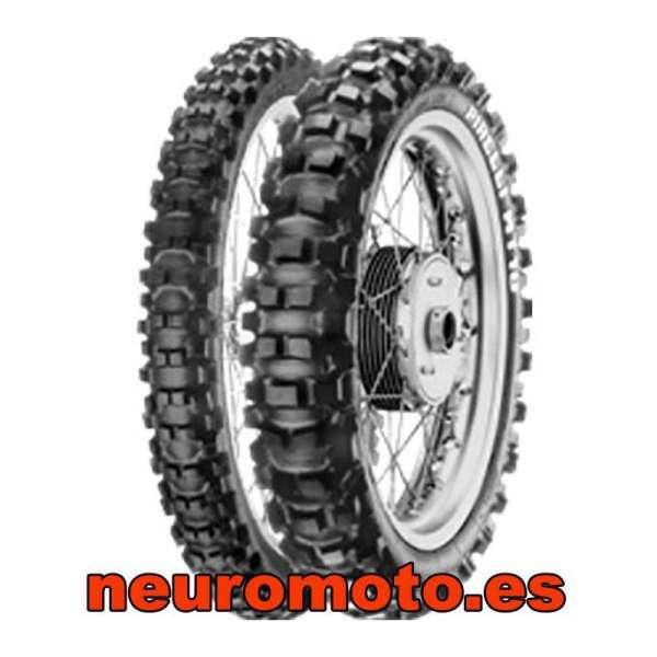 Pirelli Scorpion XC Mid Hard HD 120/100 - 18 M/C 68M M+S