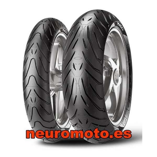 Pirelli Angel ST 120/70ZR17 58W + 160/60ZR17 (69W)