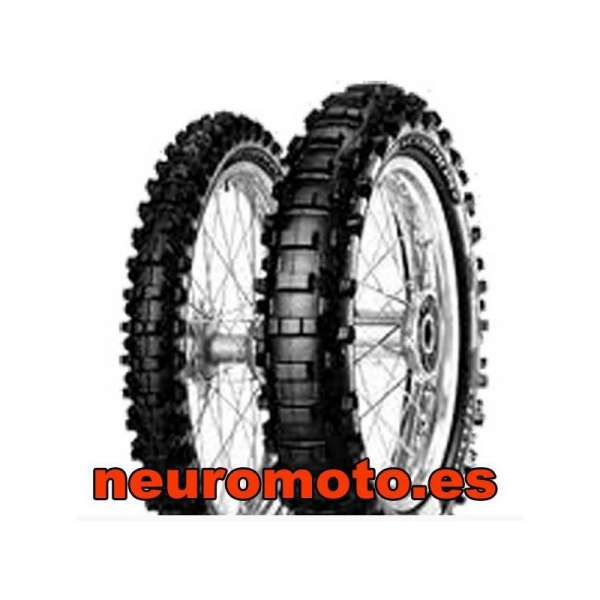 JUEGO Pirelli Scorpion Pro 90/90-21 TT 54M M+ S, + 140/80- 18 M/C 65M M+S