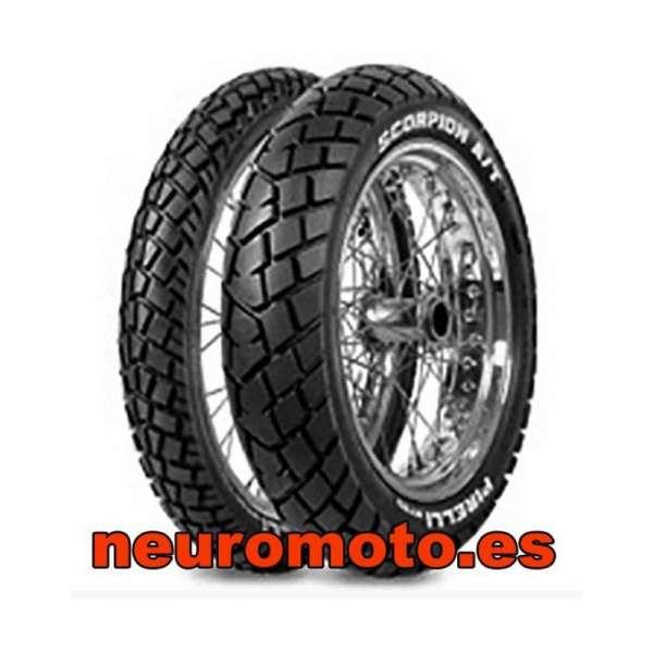 Pirelli Scorpion MT90 A/T 140/80-18 TT 70s M/C