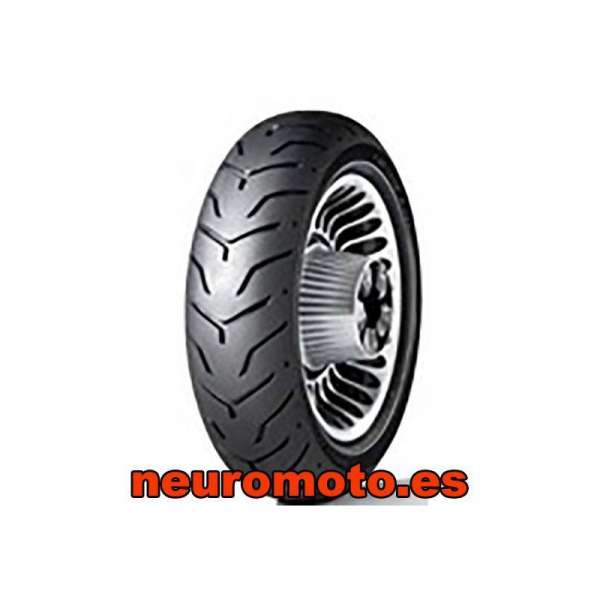 Dunlop D407 180/55B18 80H TL (H-D)