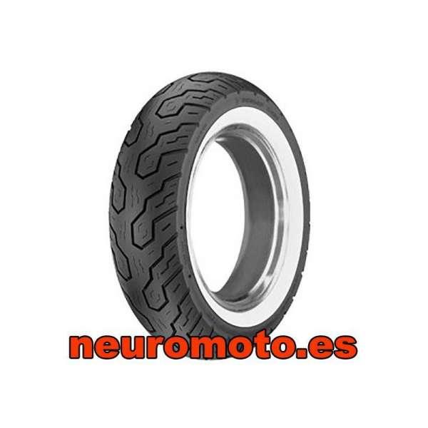 Dunlop K555 170/80-15 TL 77H, M/C, banda blanca WWW