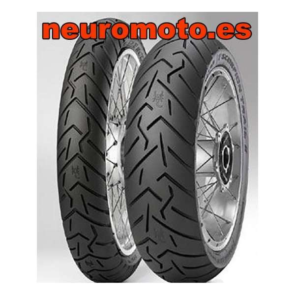 Juego pirelli scorpion trail II 110/80R19(59V)+150/70R17(69V)