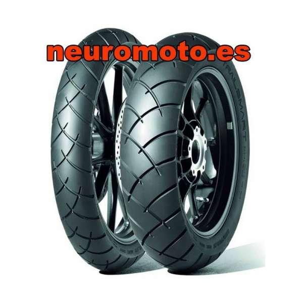 Dunlop Trailsmart 90/90-21 54H + 130/80R17 65H
