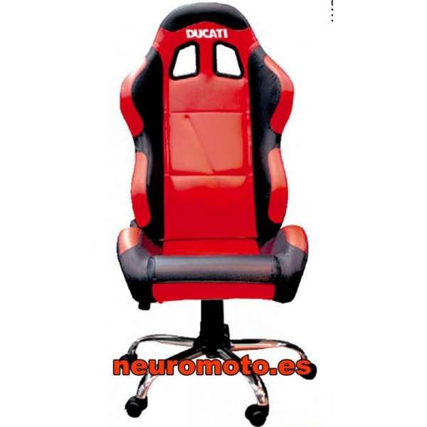 silla Ducati oficial pilotos