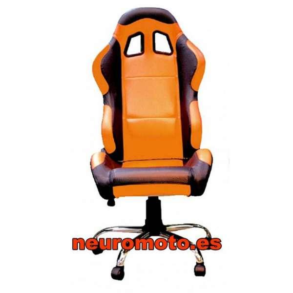 silla motogp Naranja oficial pilotos