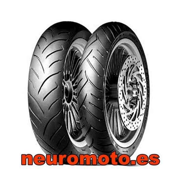 Dunlop ScootSmart 130/70-12 56P TL front/rear