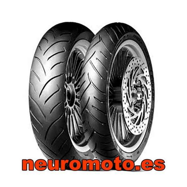 Dunlop ScootSmart 130/60 - 13 60P TL front/rear