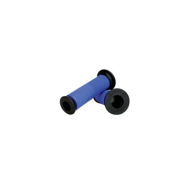 Puños Moto azul pvc SBK