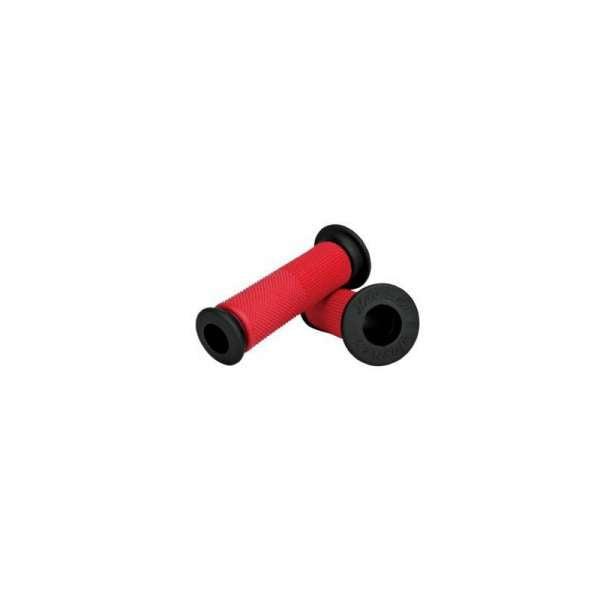 Puños Moto rojo pvc SBK