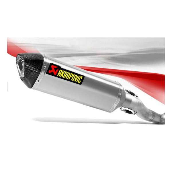 AKRAPOVIC ESCAPE KAWASAKI ZX-10 R S-K10SO13-ZT