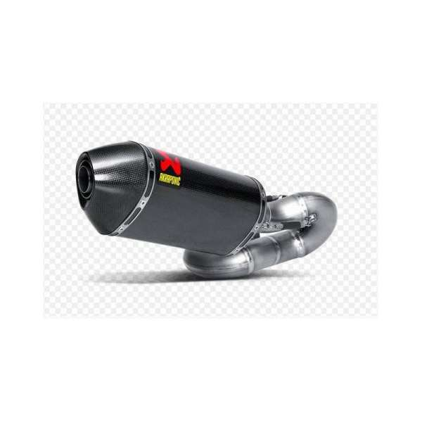 AKRAPOVIC HONDA CBR 1000 RR 08-13 S-H10SO6T-TC CARBONO