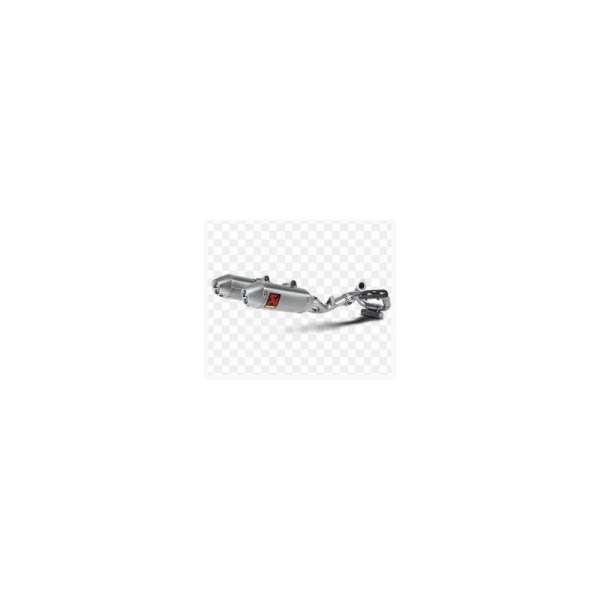AKRAPOVIC HONDA CRF 450 R 2015 S-H4MR15-QTA
