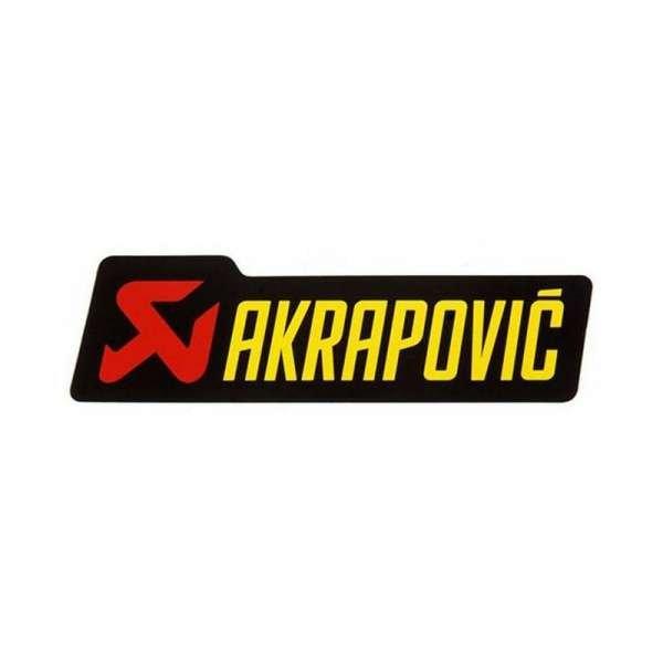 ADHESIVO ANTICALORICO AKRAPOVIC PARA EL ESCAPE 150mm x 45mm P-HST2AL