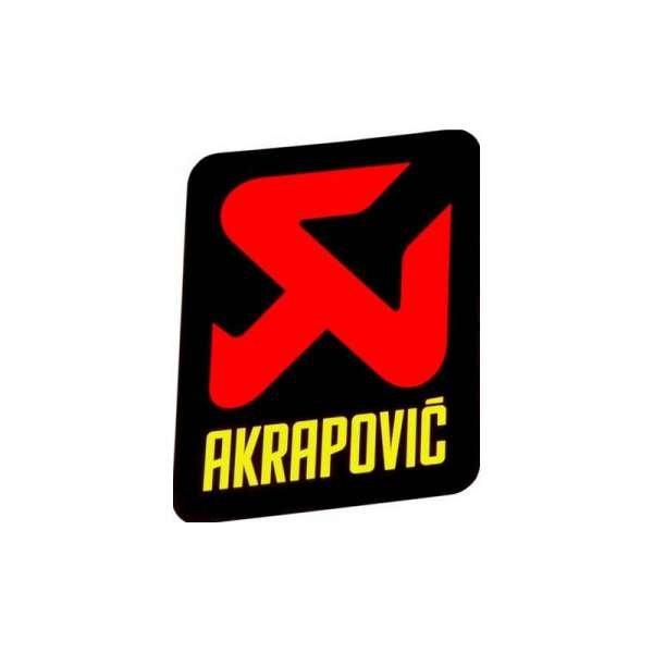 ADHESIVO ANTICALORICO AKRAPOVIC 90MM X 95MM P-VST1AL