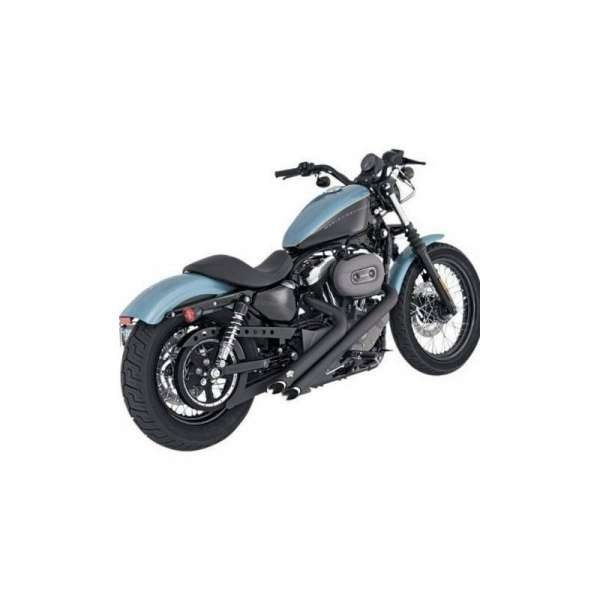 VANCE & HINES escape xl Sportster Sideshots