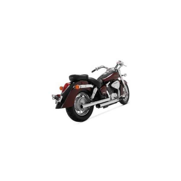 VANCE & HINES HONDA VT 750 C Shadow Straightshots HS