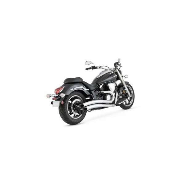 VANCE & HINES YAMAHA XVS 950 A Midnight Star Big Radius 2-Into-2