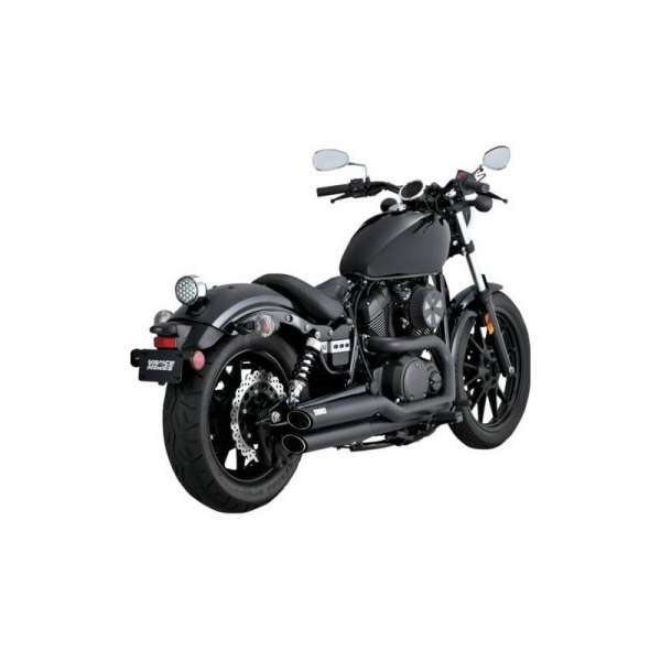 VANCE & HINES YAMAHA XV 950 Twin Slash Staggereds