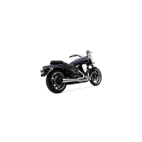 VANCE & HINES YAMAHA XV 1700 PC Road Star Warrior (2-into-1 Pro Pipe HS)