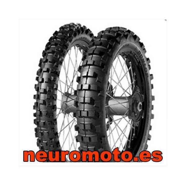 Dunlop Geomax Enduro 90/90-21 TT 54R + 140/80-18 70R TT