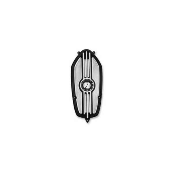 La tapa frontal RSD del motor Boxer