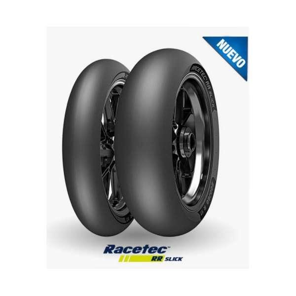 RACETEC™ RR SLICK 120/70 R 17 M/C NHS TL - K1