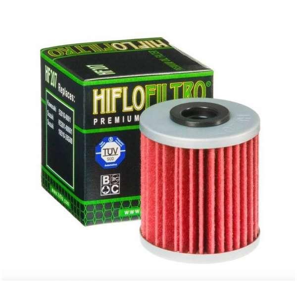 FILTRO ACEITE HIFLOFILTRO HF207