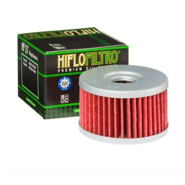 FILTRO ACEITE HIFLOFILTRO HF137 SUZUKI