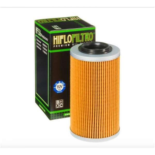 FILTRO ACEITE HIFLOFILTRO HF556
