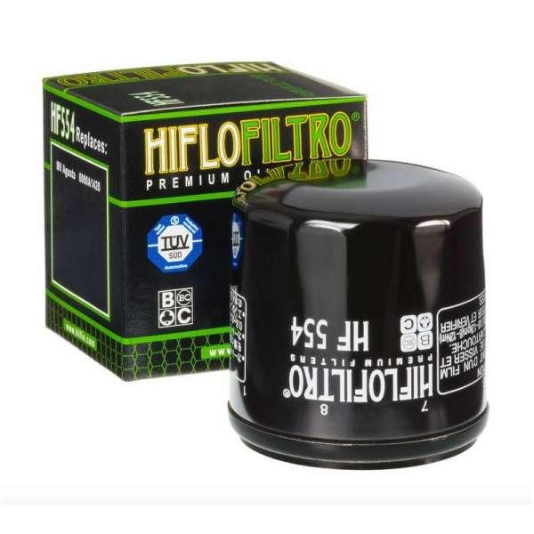 FILTRO ACEITE HIFLOFILTRO HF554
