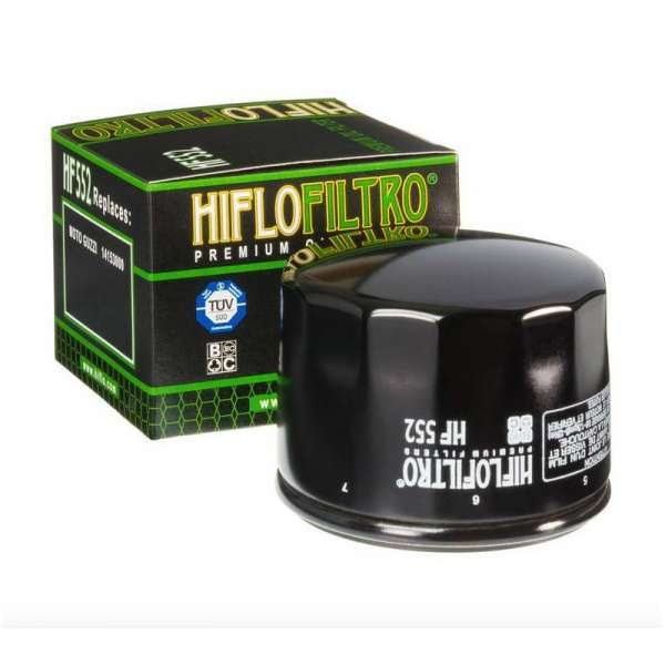 FILTRO ACEITE HIFLOFILTRO HF552