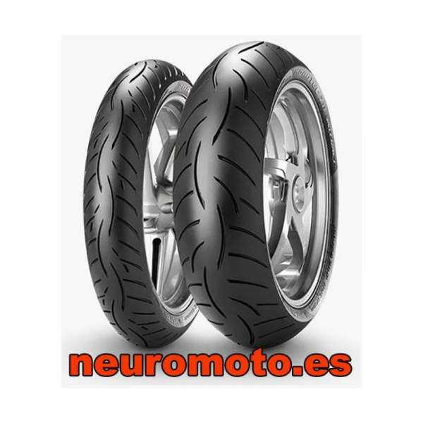 Metzeler Roadtec Z8 Interact 120/70ZR17-58W (M)+180/55ZR17-73W (O)