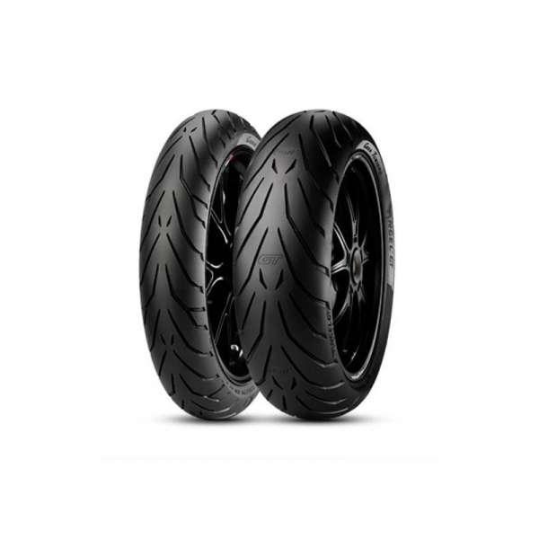 Pirelli Angel GT 120/70ZR17 M/C (58W) + 190/55ZR17 M/C (75W)