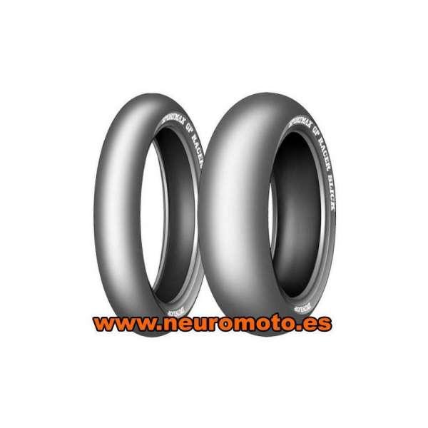 DUNLOP GP RACER SLICK D212 120/70R17 TL (M)